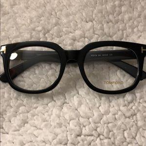 brand new tom ford rx unisex eyeglasses